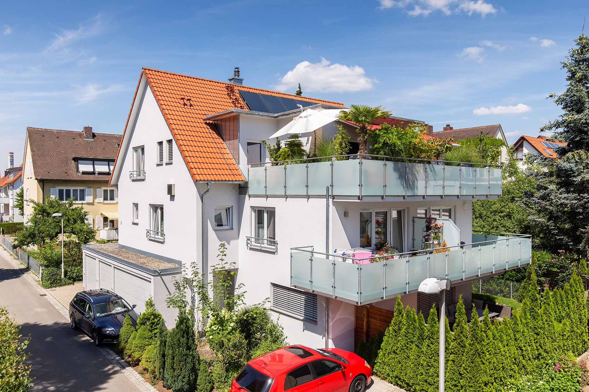 Friedrichshafen, Sophienweg